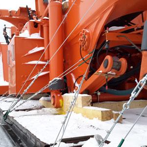 Koorma kinnitamine - крепление грузов - lashing securing