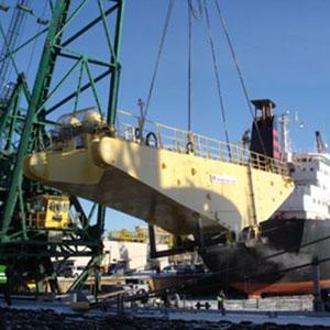 Stividoriteenused koostöös sadamaterminalidega